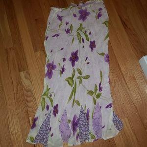 Nwot long skirt